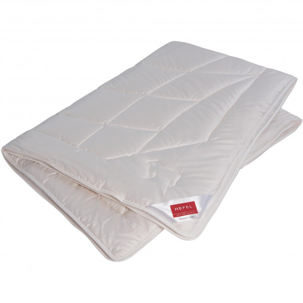 HEFEL Decke Pure Wool extra leicht