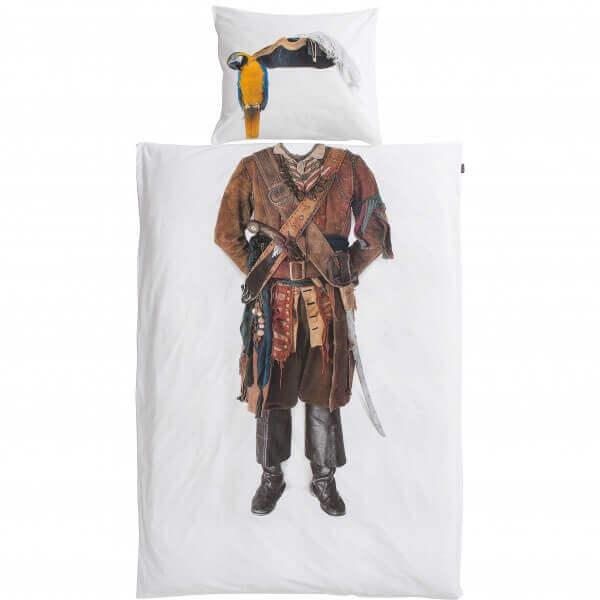 SNURK Bettwäsche Pirat