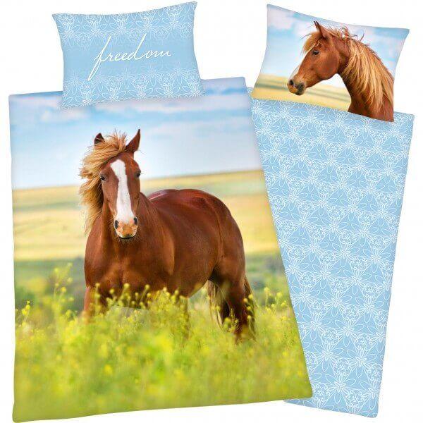 Bettwäsche Pferd freedom