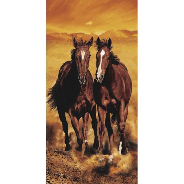 Strandtuch Arizona Pferde