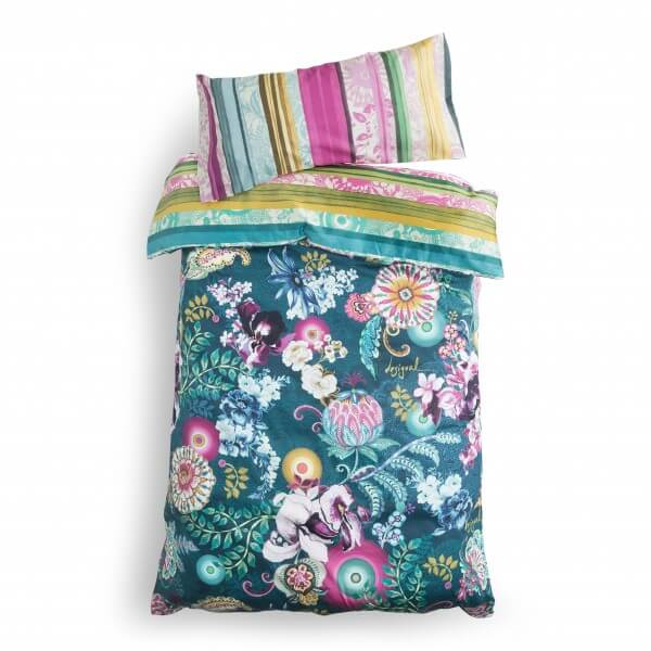 desigual bettw sche paisley bloom bettw sche sale. Black Bedroom Furniture Sets. Home Design Ideas