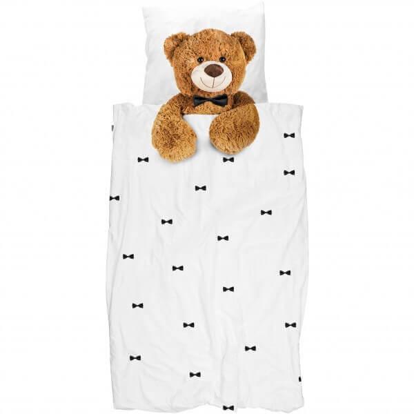 SNURK Bettwäsche Teddy
