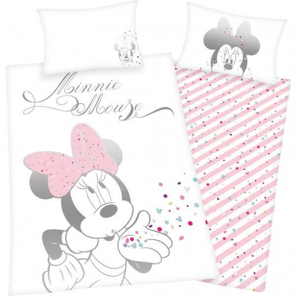 Bettwäsche Disney's Minnie Mouse Glimmer