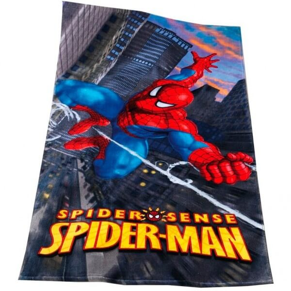Strandtuch Spider-Man Skyline