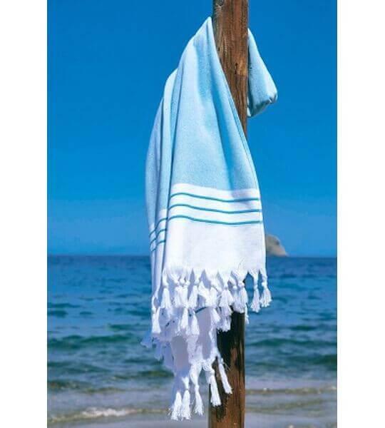 Hammam Beach Towel Mint