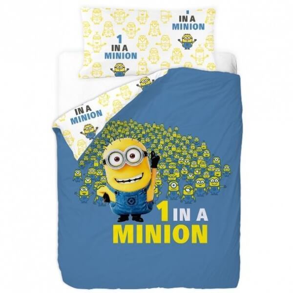 Bettwäsche Minions 1 IN A MINION