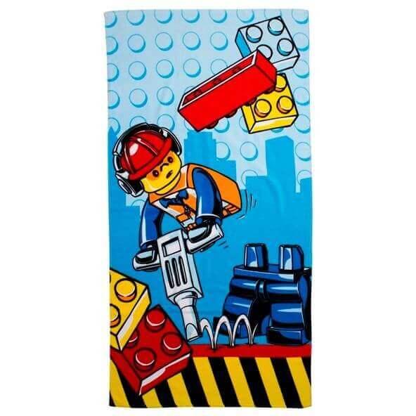 Strandtuch Lego City