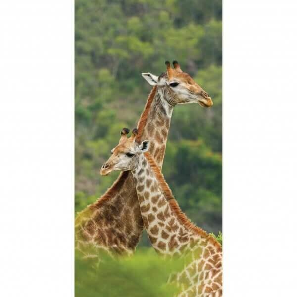 Strandtuch Giraffe