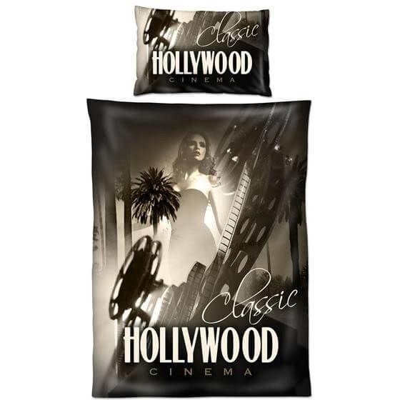 Bettwäsche Hollywood