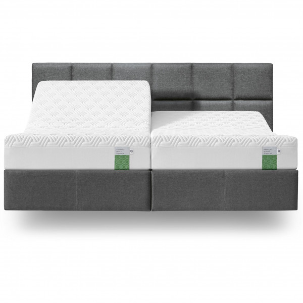 TEMPUR Boxspring Bett mit motorisierter Foundation