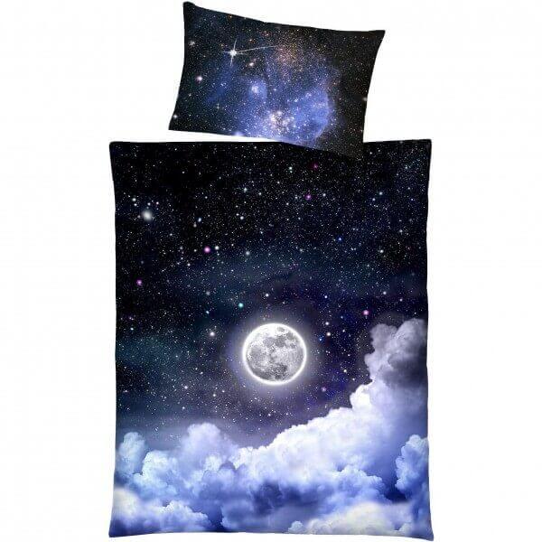 Bettwäsche Moon&Stars