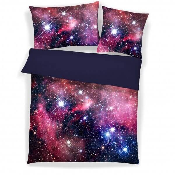 Bettwäsche Galaxy
