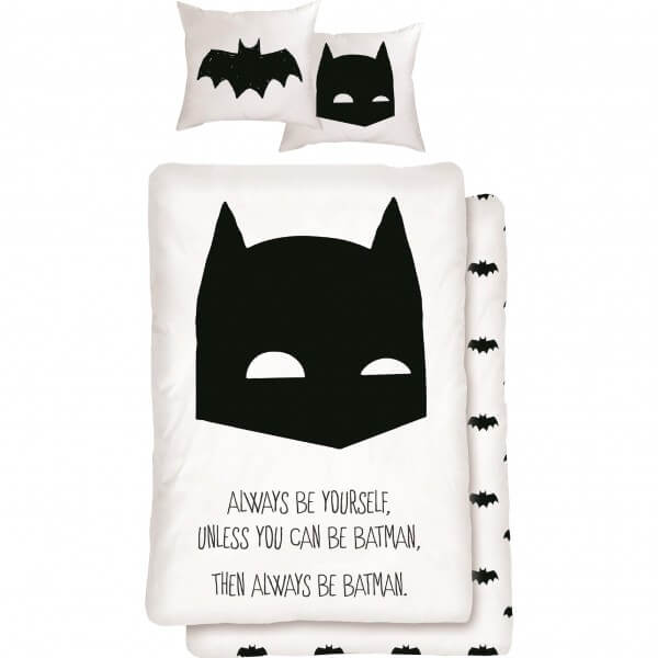 Bettwäsche, Batman