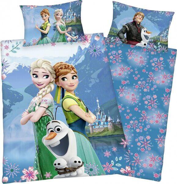 Bettwäsche Disney Eiskönigin Elsa Neu Disney Kinder Jugend