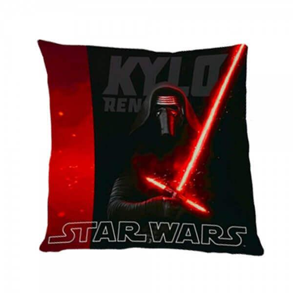 """Kissen Star Wars """"Kylo Ren"""" schwarz"""