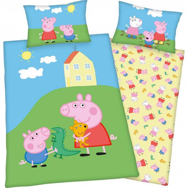 Bettwäsche Peppa Pig