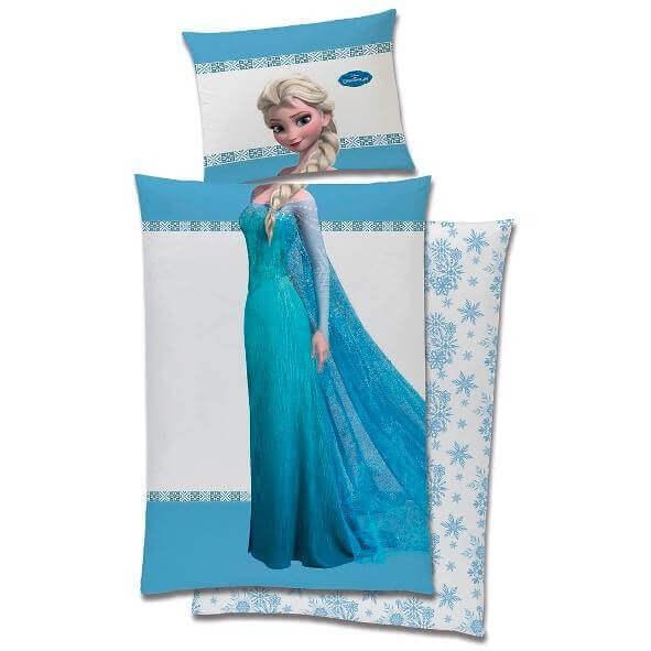 """Bettwäsche Disney's Eiskönigin """"Elsa Frozen"""""""