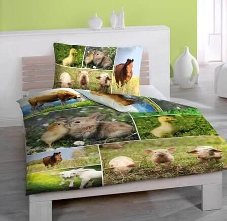 Bettwäsche Bauernhof