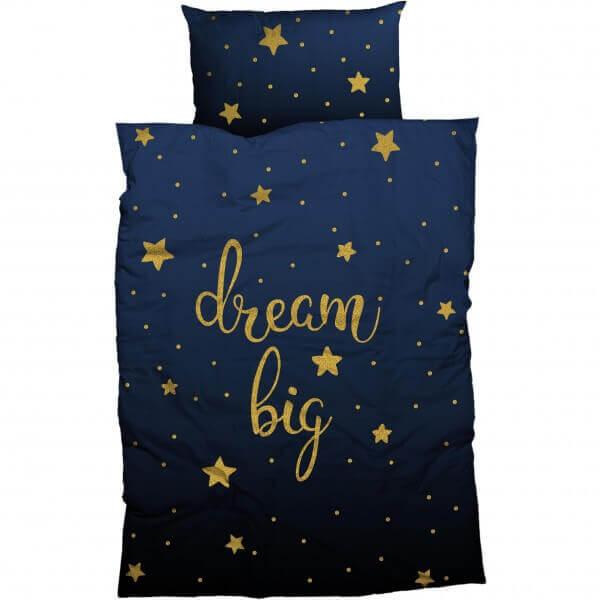 Bettwäsche Dream Big