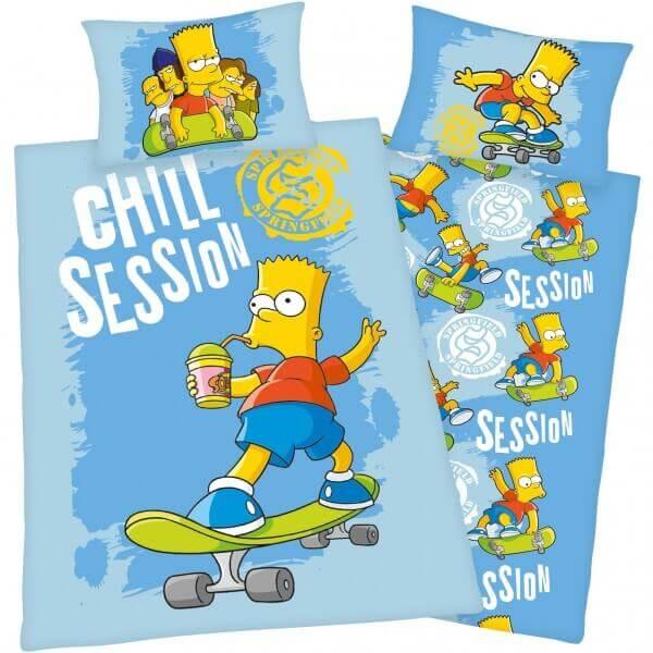 Bettwäsche Simpsons