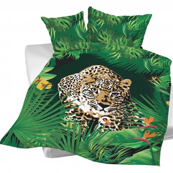 Bettwäsche Leopard «Leno»