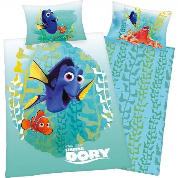 Bettwäsche Disney's Nemo Findet Dorie