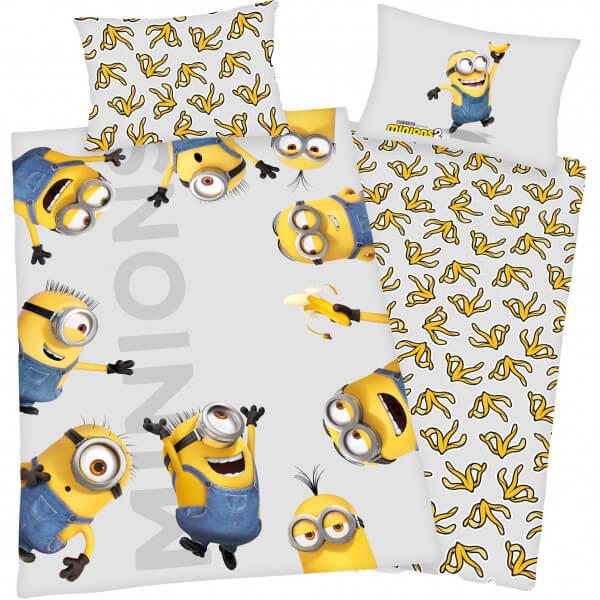 Bettwäsche Minions
