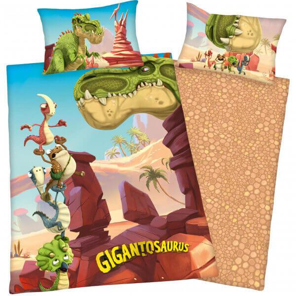 Bettwäsche Gigantosaurus