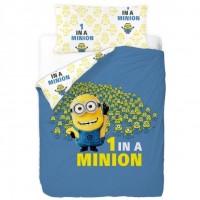 Bettwäsche Minions 1 IN A MINION