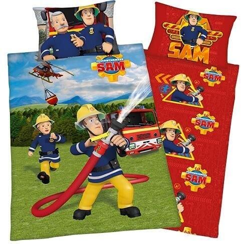 Bettwäsche Sam der Feuerwehrmann