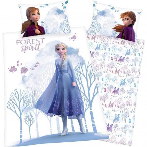 Bettwäsche Disney's Eiskönigin «Forest Spirit»