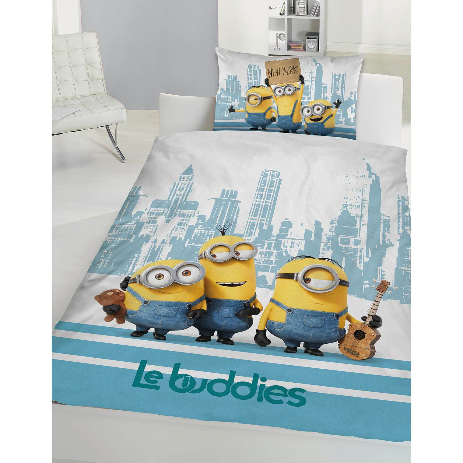 minion bettw sche 200 200 my blog. Black Bedroom Furniture Sets. Home Design Ideas