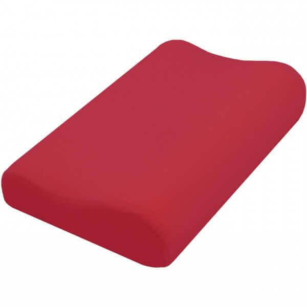 Bezug für TEMPUR Kissen Original Junior rot
