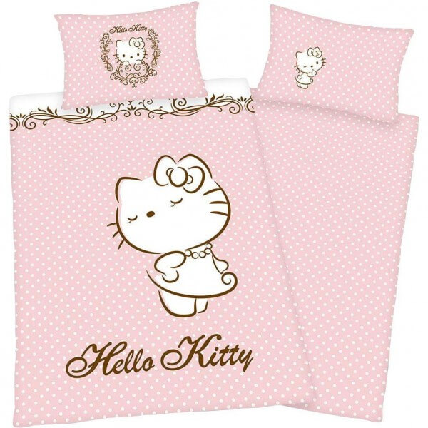 Bettwäsche Hello Kitty