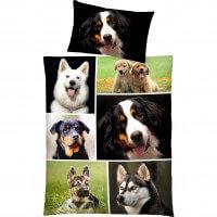 Bettwäsche Dogs