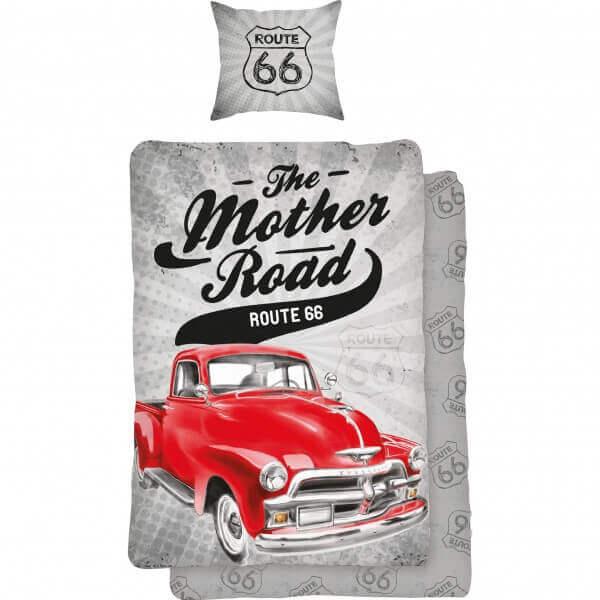 Bettwäsche Route 66